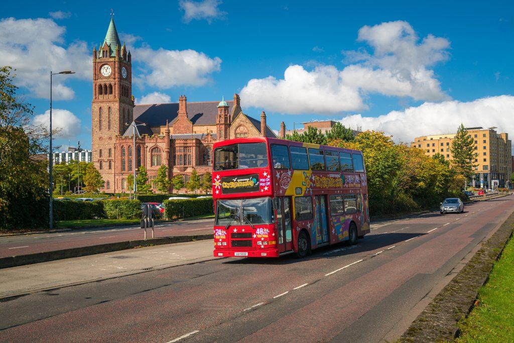 Cit Sightseeing Derry