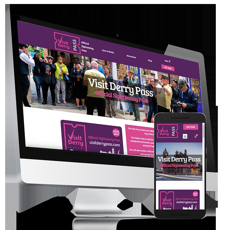 derry pass website