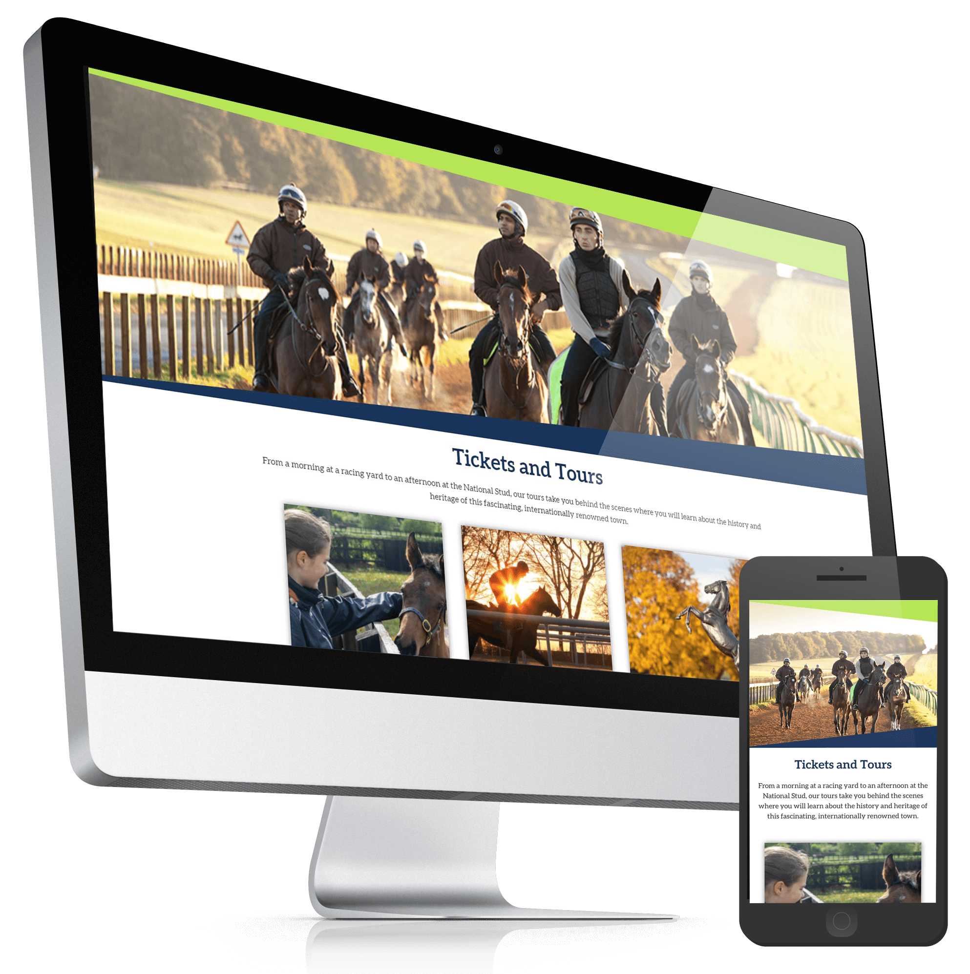discover newmarket website
